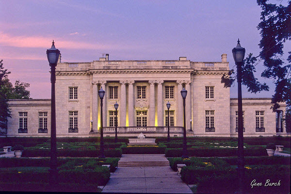 The Governor's Mansion, Frankfort Kentucky